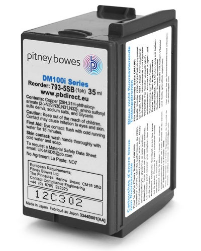 DM100i/DM130i/DM140i Ink Cartridge